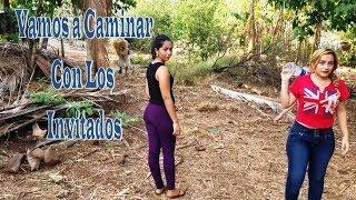 Vamos a Caminar Con Nuestros Invitados - Conviviendo Con El Canal El Salvador Chirilagua Tv Parte 12
