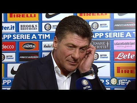 LE PAROLE DI WALTER MAZZARRI POST INTER - SAMPDORIA