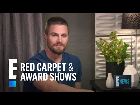 Stephen Amell Supports Colton Hayne's Coming Out | E! Live from the Red Carpet