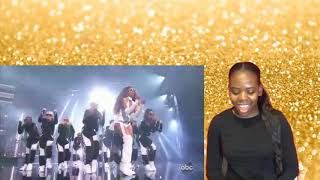 CIARA LEVEL UP AMA 2018 PERFORMANCE REACTION