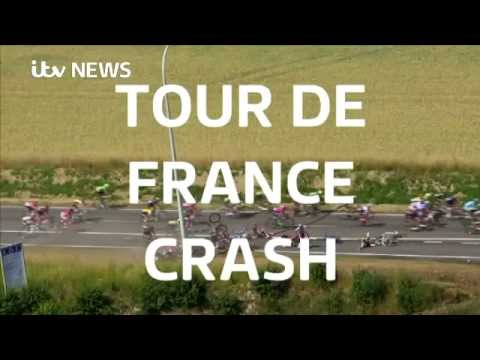 Daily Dose: Tour de France crash, Nigeria bombing and Greeks vote 'no'