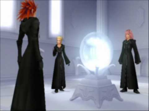 Kingdom Hearts RE: Chain of Memories English Dub cutscenes (Sora's story) part 6