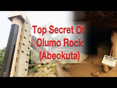 African Documentary: Top Secret Of Olumo Rock (Abeokuta)