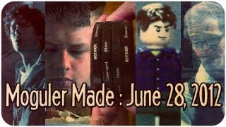 Macro Filters, Backwards Running, Lego Stop Motion and More! : Moguler Made: June 26, 2012