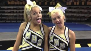 UCA Cheer Camp 2013