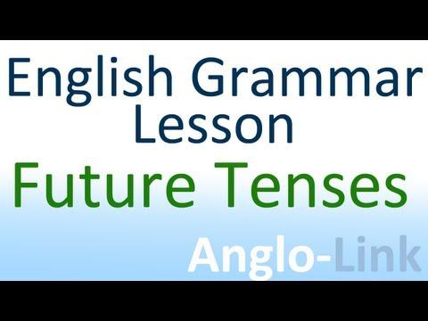 Future Continuous vs Future Perfect vs Future Perfect Continuous - English Tenses Lesson 9