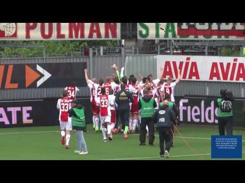 Ajax kampioen 2013-2014