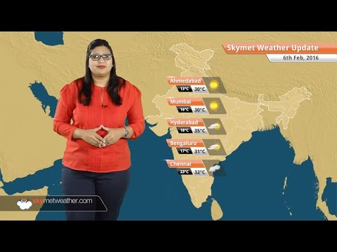 Weather Forecast for February 06: Snow in Jammu Kashmir, rain likely over Haryana, Punjab