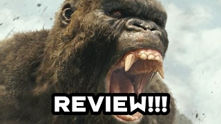 Kong: Skull Island - CineFix Review!