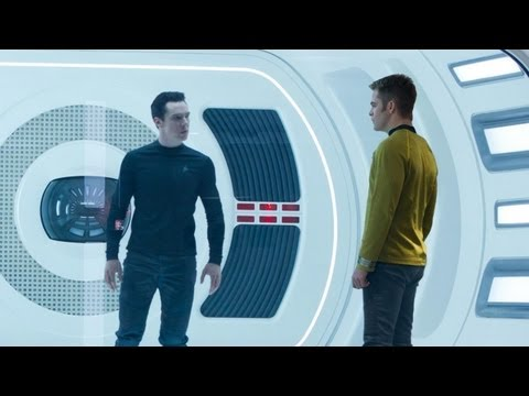 Star Trek Into Darkness Character Names & Klingons Confirmed