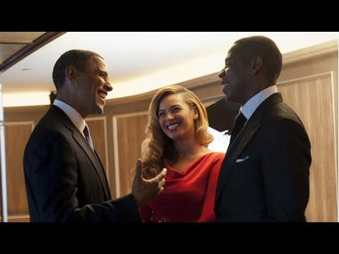 Beyonce and Jay-Z Host Barack Obama Fundraiser at 40/40 Club