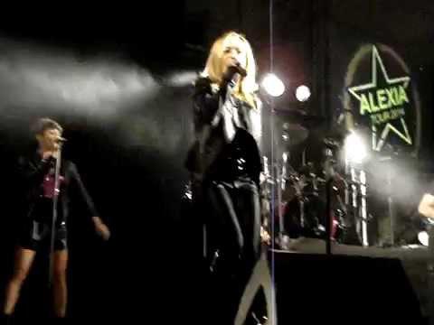 Alexia - Non lasciarmi mai (Colonna - TOUR 2014)