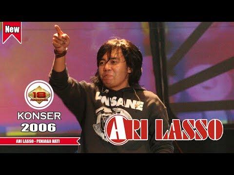 ARI LASSO - PENJAGA HATI (LIVE KONSER BONDAS BATU 2006)