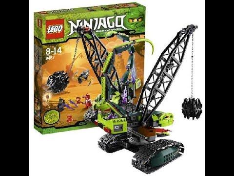Конструктор Lego Ninjago (Лего Ниндзяго) Разрушительная машина Фэнгпайе 9457