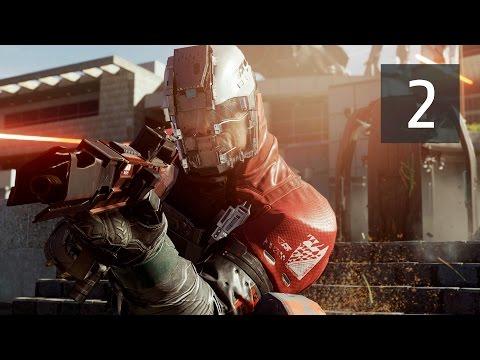 Прохождение Call of Duty: Infinite Warfare [60 FPS] — Часть 2: Возмездие