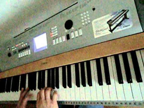 Habib - Marde Tanhaye Shab ( Piano )