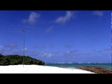 3D2C Conway Reef  Dxpedition