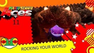 Mario Tennis Aces part 11 Rocking Your World