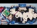 DXスクラッシュドライバーを完全に分解して塗装してみた! 内部構造と仕組みを確認! 仮面ライダービルド 組立 塗装 レビュー Build