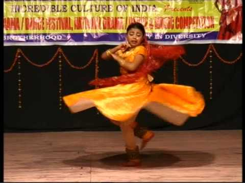 Semi Classical Dance Performed By Saheli Mondal video