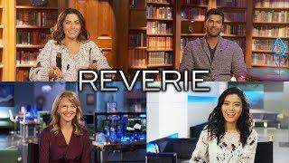 Reverie (NBC) Behind The Scenes | Sarah Shahi, Sendhil Ramamurthy Drama Series