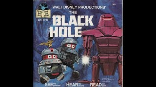 The Black Hole Read Along Book and Record