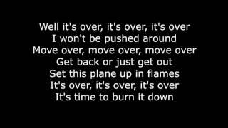 Download Lagu Skillet - Burn It Down (Lyrics HD) Gratis STAFABAND
