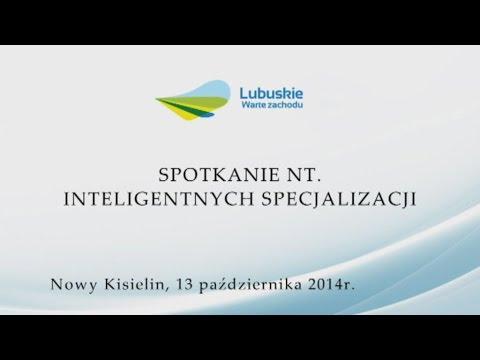 Spotkanie nt. Inteligentnych Specjalizacji