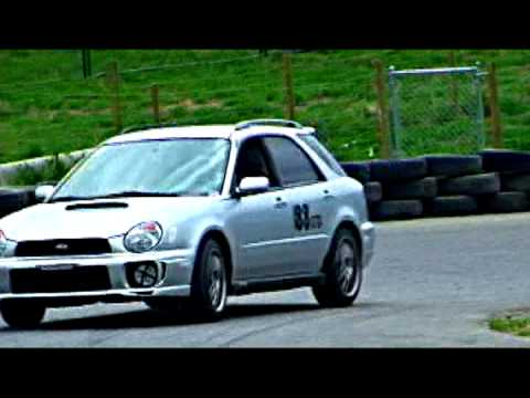 Knox Mountain Hill Climb  2009 - Auto Racing