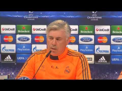 Real Madrid, Ancelotti: Ronaldo gioca se al 100%