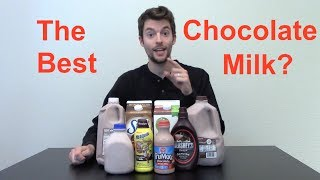 What is the Best Chocolate Milk?