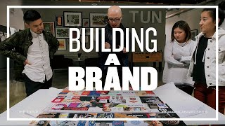 How to Narrow Down Your Design Ideas – Building A Brand, Ep. 4