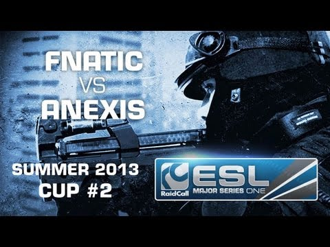 fnatic vs. Anexis eSports - Cup #2 - RaidCall EMS One Summer 2013