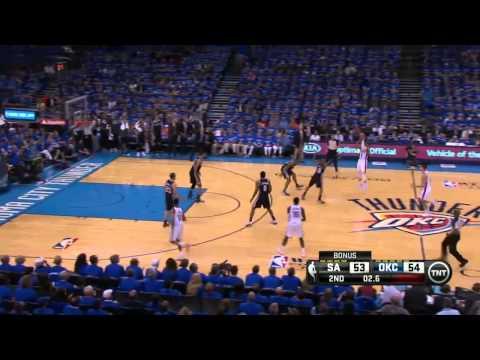 San Antonio Spurs vs Oklahoma City Thunder Game 3 | May 25, 2014 | NBA Western Finals 2014