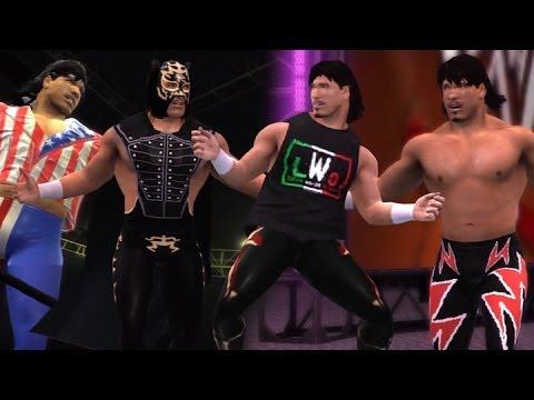 WWE '13 Community Showcase: Eddie Guerrero (Pre-WWE) (PlayStation 3)