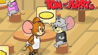 TOM EN JERRYSPELLEN - JERRY DINER. DAG 5-6. Fun Tom and Jerry 2019 Games. Babygames