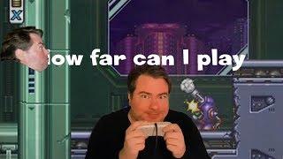 How far can I play Super Mario Bros.