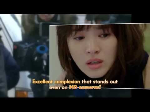 [eng.sub]Song Hye Kyo's Perfect Complexion 040913