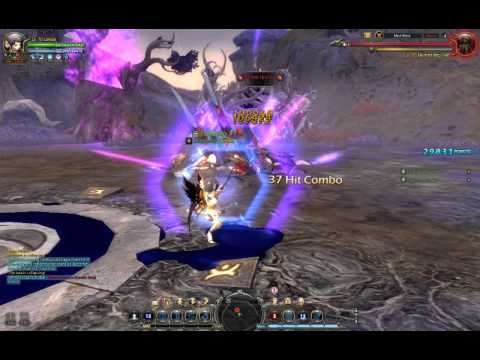 Dragon Nest Warden/Artillery Mist Nest Solo