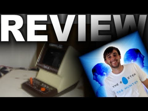 COCKTAIL ARCADE MACHINE AND DONKEY KONG JR REVIEW
