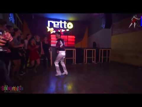 Mesut Kaya Show Dance Performance - Trabzon Salsa Weekend 2016
