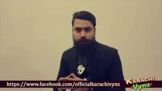 Karachi vynz funny video India vs Pakistan