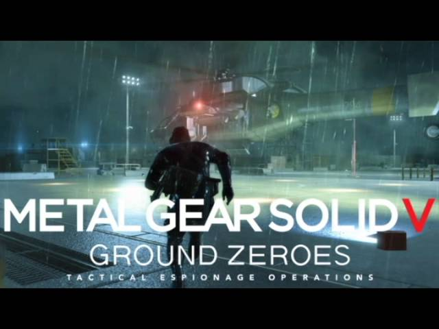 Metal Gear Score Soundtrack