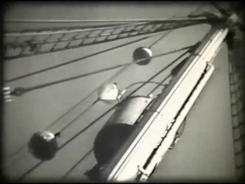 AT&T Archives: Cable to Cuba, an AT&T film about laying undersea cable in 1950