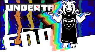 Undertale Blind - END - I don