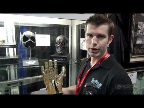 Comic Con Minute Original Star Wars 3CPO hand presented by The Propstore