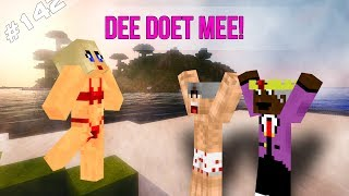 Minecraft Survival #142 - DEE DOET MEE!