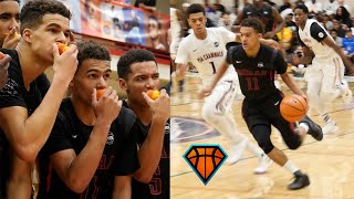 Trae Young Goes On INCREDIBLE Shooting Stretch During Final Two Games Of Peach Jam!!   EYBL Champs