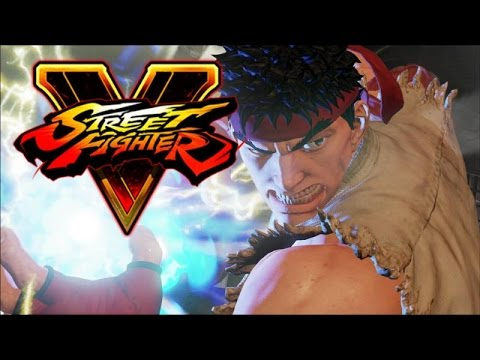 Street Fighter 5 - Complete Ryu Breakdown, Everything We Know (Street Fighter V)