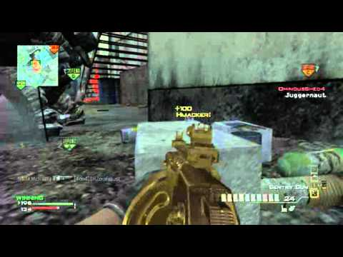 I Am Sachse - Mw3 Rape And Tossing Of The Salid! video